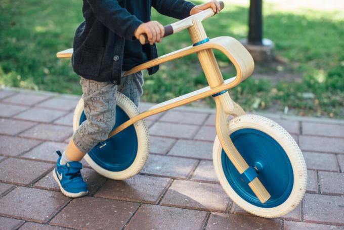 bici senza pedali blog