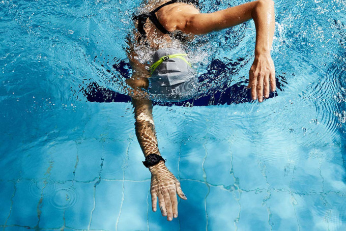 orologio nuoto