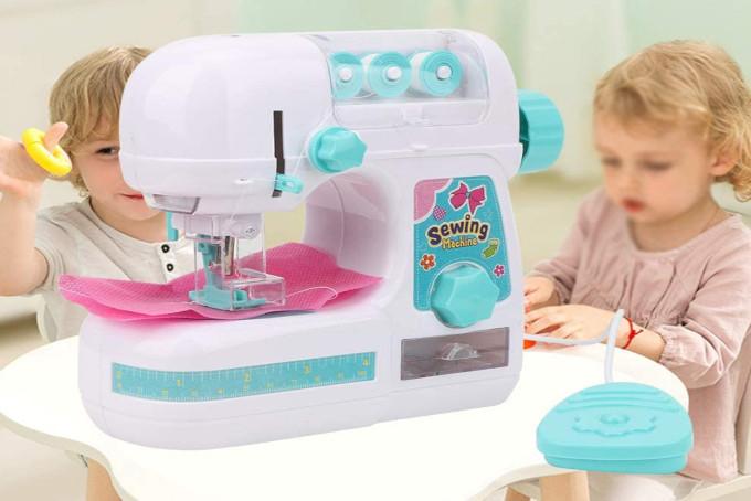 macchina cucire bambini
