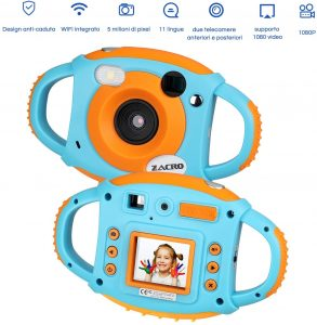 fotocamera bambini