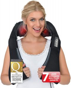 massaggiatore collo spalle