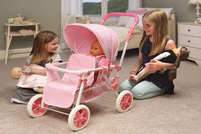 passeggino giocattolo bambina bambino