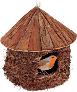 casetta legno uccelli