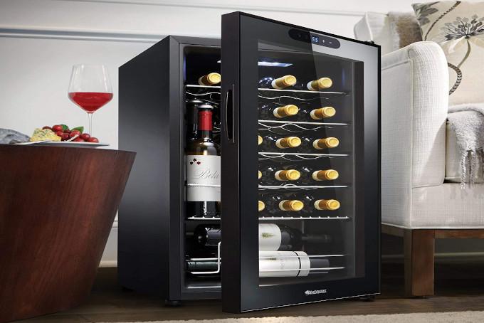 frigorifero per vino