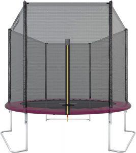 trampolino elastico giardino