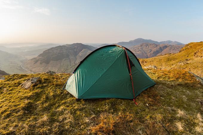 tenda trekking